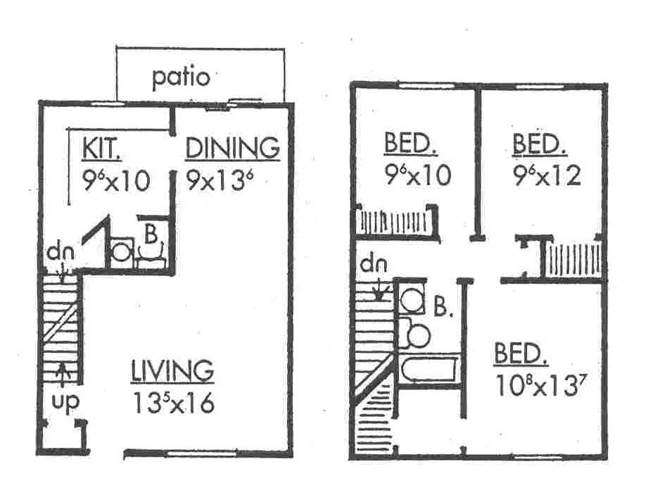Ferndale 3 Bedroom Townhome Furman Realty